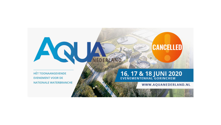 Dutair at the Aqua Nederland Vakbeurs 2020.