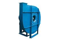 DVC-P very high pressure centrifugal fans