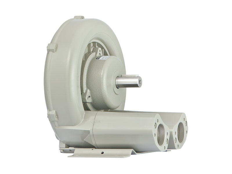 remote drive side channel blowers  v