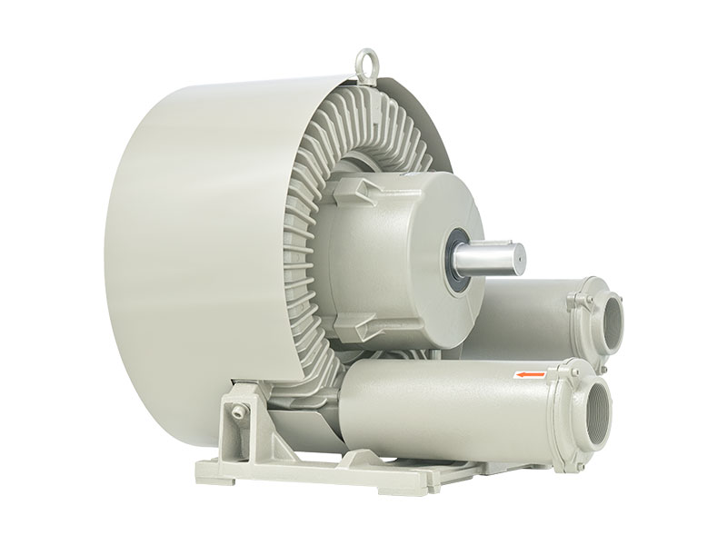 Vacuum Blower Data Sheet : Remote drive side channel blowers v belt driven