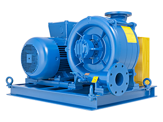 ATEX Cat. 2G Multi stage centrifugal booster