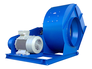 Stainless steel Centrifugal Ventilator