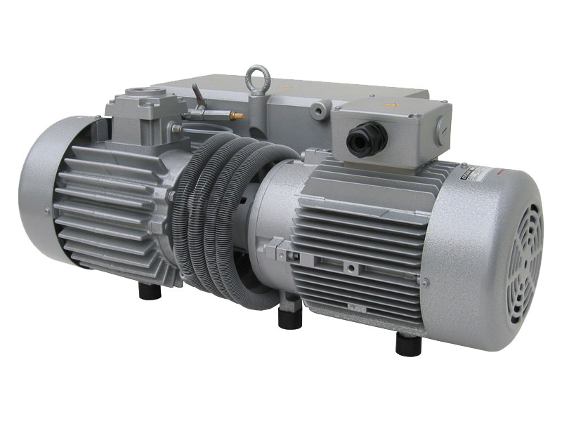 Dutair Oil Lubricated Vacuum Pumps For Medium And High